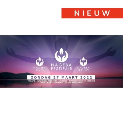 27/03 - Early Bird ticket volwassene NaGeBa-Festifair - Torhout