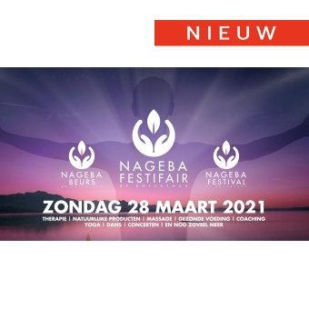 28/03 - Early Bird ticket volwassene NaGeBa-Festifair - Torhout