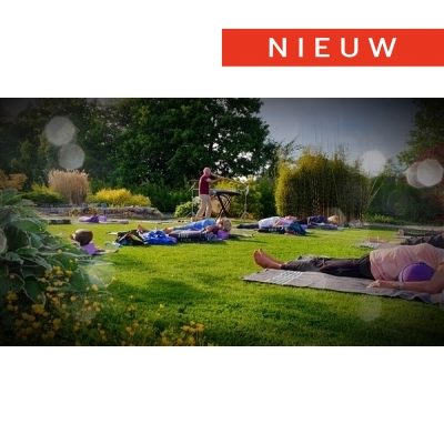 10/07 - Easy Yoga met Andy - Torhout (10u)