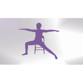 01/07 - Yoga in Stijl - Stoelyoga met Andy - Torhout