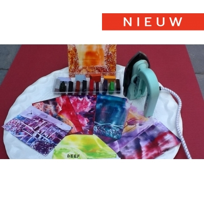 17/11 - Workshop 'Encaustic' - Torhout