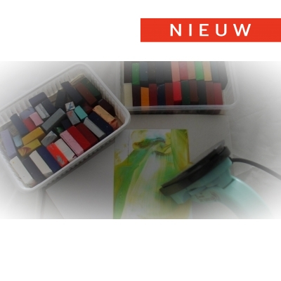 15/06 - Workshop 'Encaustic art en stembevrijding' - Torhout