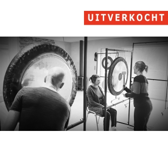 26/09 - 2-daagse workshop 'Gongs' - Torhout