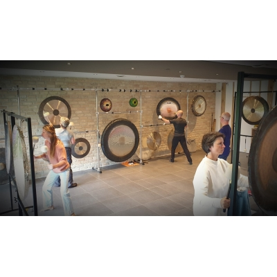 26/06 - 2-daagse workshop 'Gongs' - Torhout
