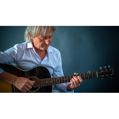 19/11 - 'Two Acoustic Souls in One' met Bert Candries - Torhout
